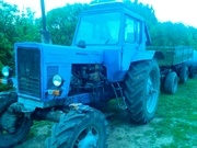 Трактор МТЗ-82  без.док.
