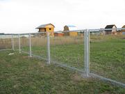 Секции заборные с доставкой от производителя в Орше