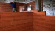 Кладка стен,  перегородок (блоки,  кирпич) в Орше