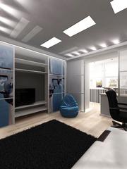 Ремонт детской комнаты для вашего ребенка