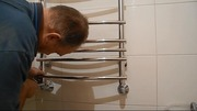 Замена и монтаж полотенцесушителей. Орша