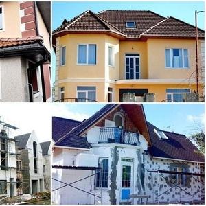 Утепление домов,  коттеджей,  балконов,  террас: Орша