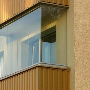 Остекление балконов и лоджий под ключ. Орша,  Шклов,  Барань