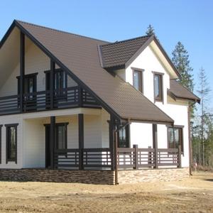 Производство и строительство каркасных домов. Орша
