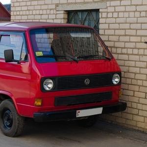 VW Transporter III,  1.6d,  1986 г.,  3150$,  торг.