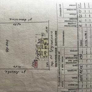 Продам участок с домом 2 чугуночный переулок