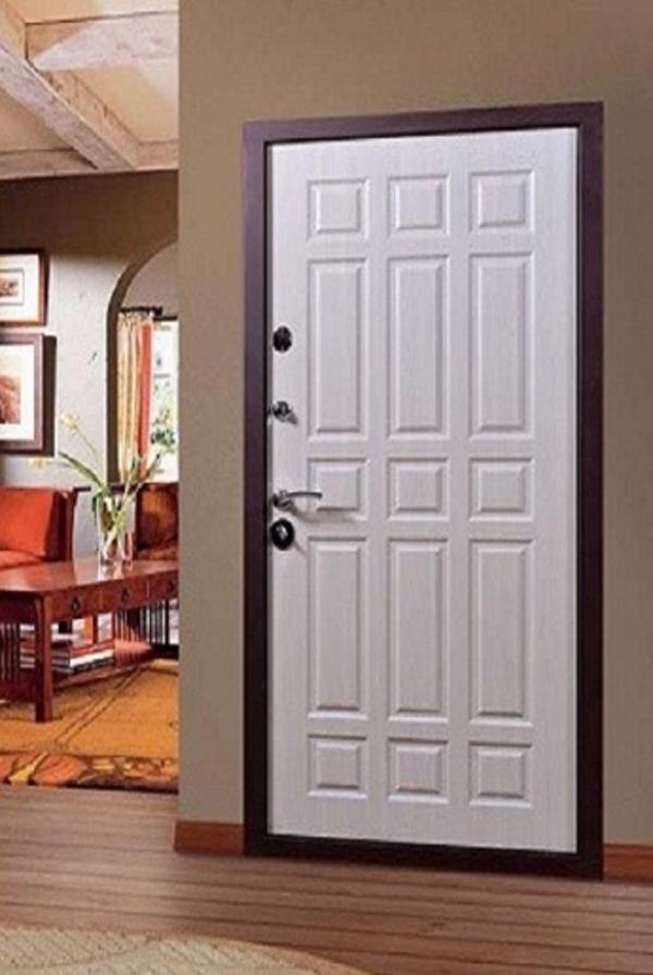 Двери входные металлические с тепло-звукоизоляцией от производителя!! 3