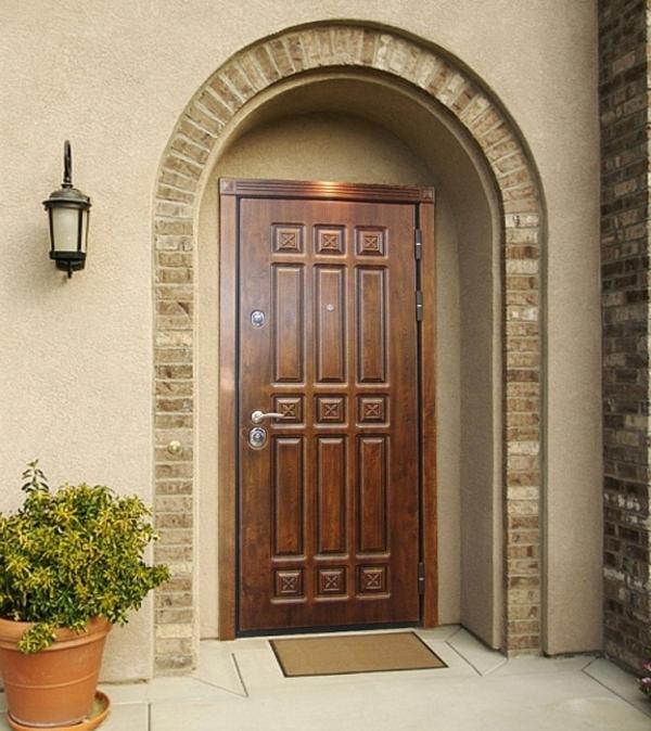 Двери входные металлические с тепло-звукоизоляцией от производителя!! 4