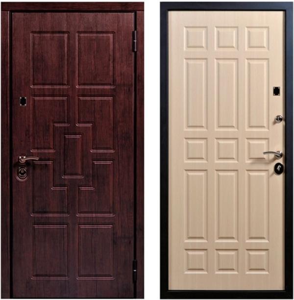 Двери входные металлические с тепло-звукоизоляцией от производителя!! 6