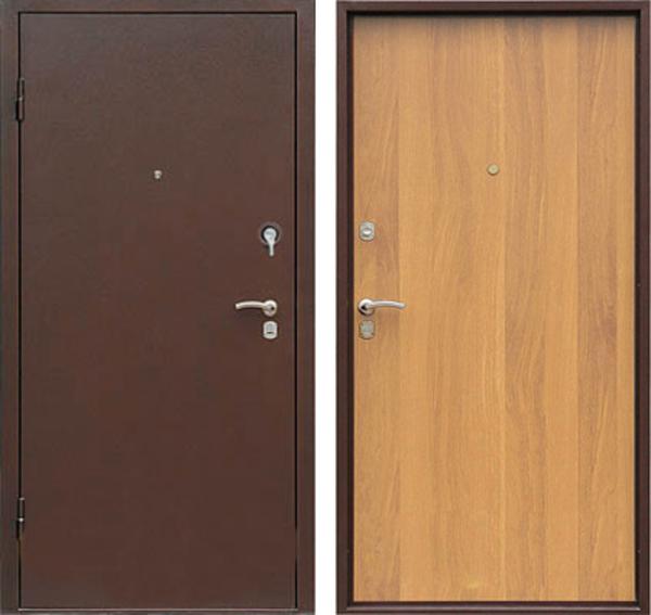 Двери входные металлические с тепло-звукоизоляцией от производителя!! 7