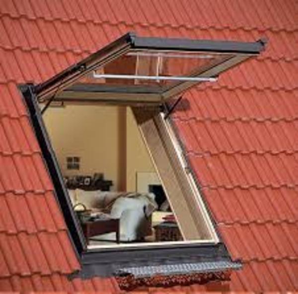 Окна мансардные 2