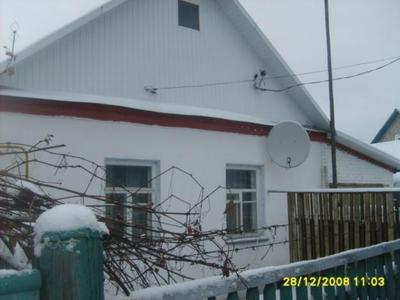 Дом шлакобетонный газовое отопление