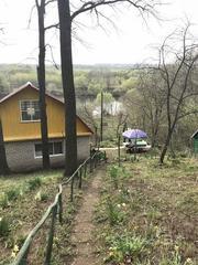 Дача на берегу Днепра